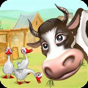 Загрузка Весёлая ферма: классика в жанре тайм-менеджмент