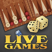 Загрузка Нарды LiveGames