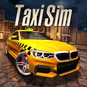 Загрузка Taxi Sim 2020