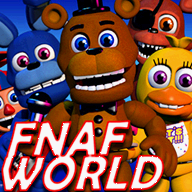 Загрузка FNaF World