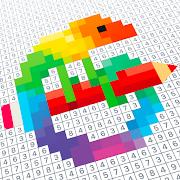 Загрузка Pixel Art: Раскраска по номерам