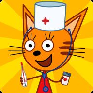Загрузка Три кота: Доктор