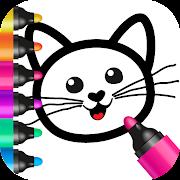 Загрузка РИСОВАЛКА! Раскраски для Детей 2 лет