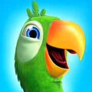 Загрузка Говорящий попугай Пьер